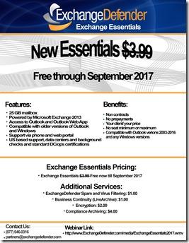 NewExchangeEssentials